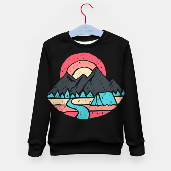Camp River Kid's sweater thumbnail image