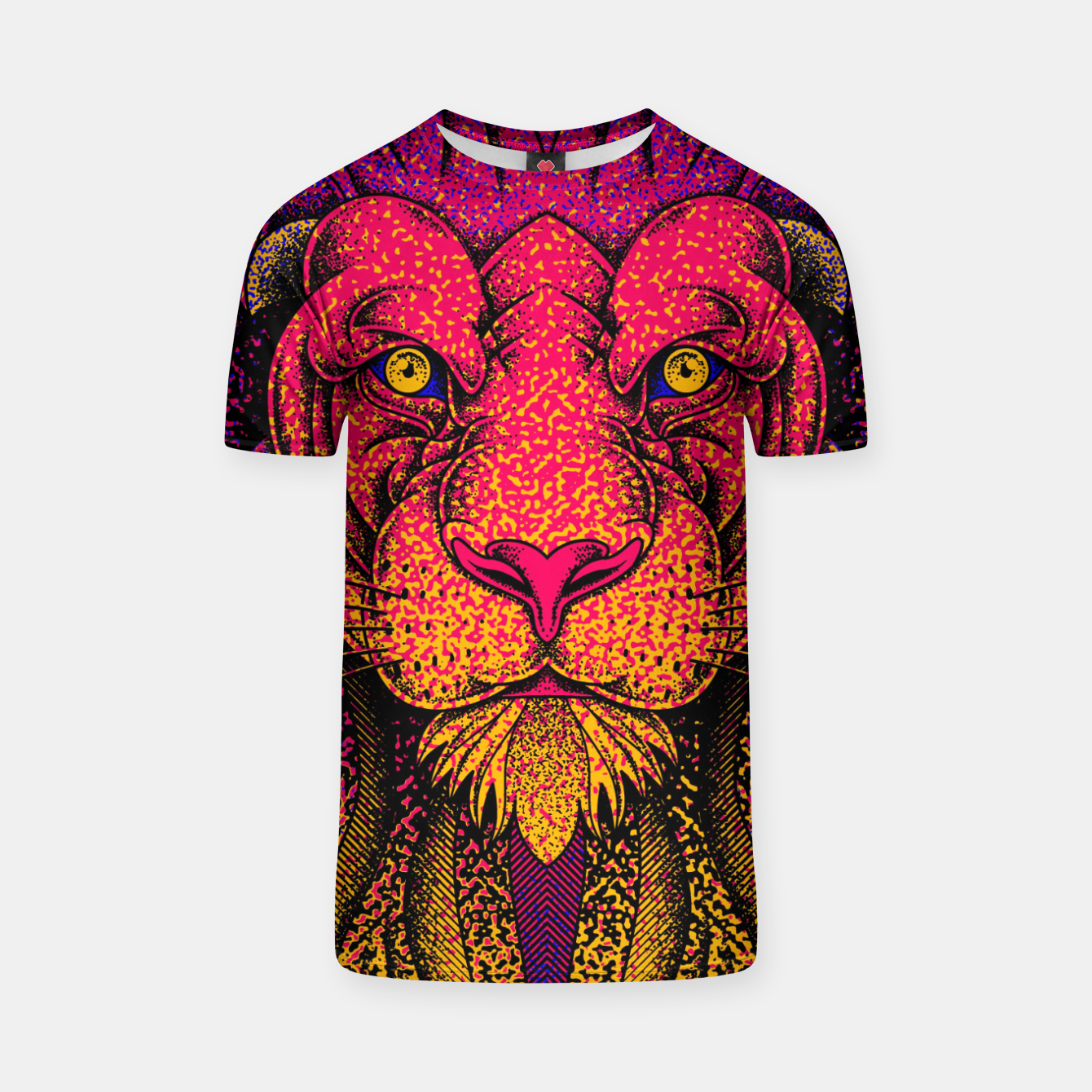Image of King of Wild T-shirt - Live Heroes