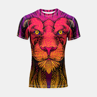King of Wild Shortsleeve rashguard thumbnail image