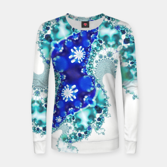 Thumbnail image of Breezy Women sweater, Live Heroes