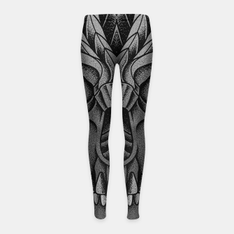 Silent Girl's leggings thumbnail image