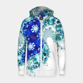 Thumbnail image of Breezy Zip up hoodie, Live Heroes