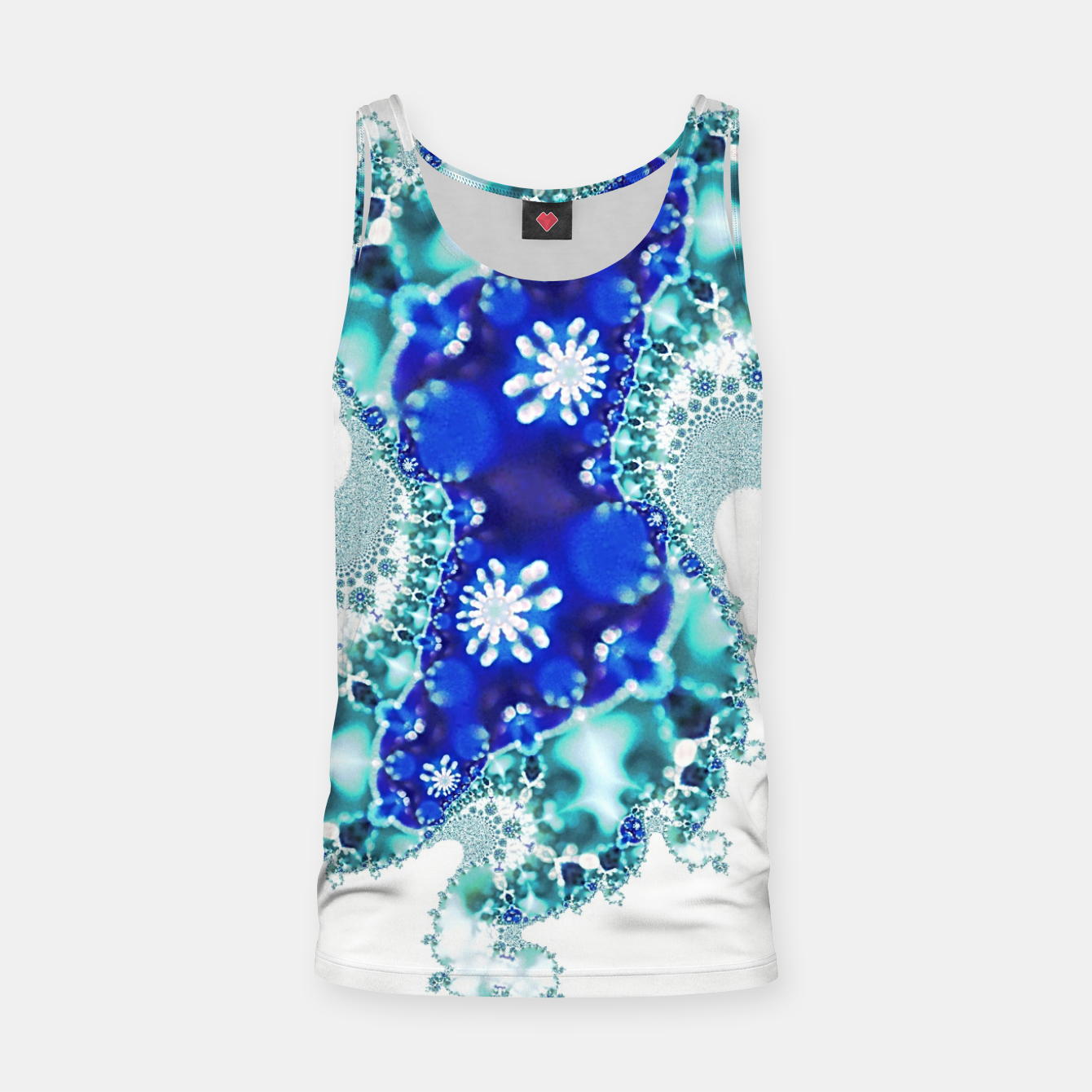 Image of Breezy Tank Top - Live Heroes