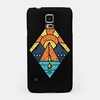 Camp Vibes Samsung Case thumbnail image