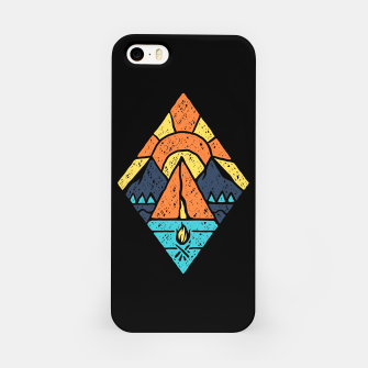 Camp Vibes iPhone Case thumbnail image