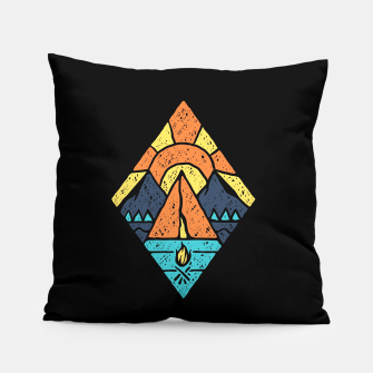 Camp Vibes Pillow thumbnail image