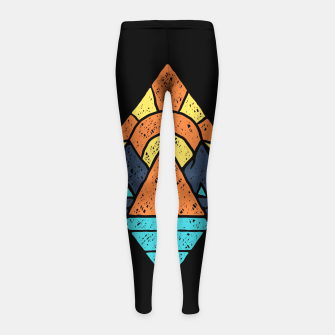 Camp Vibes Girl's leggings thumbnail image
