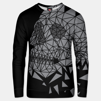 Skull Triangle Unisex sweater thumbnail image