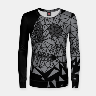 Skull Triangle Women sweater thumbnail image