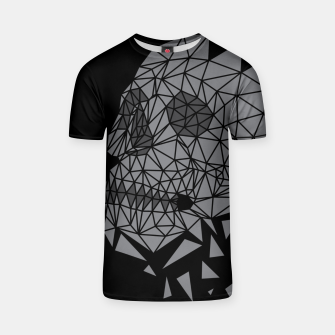 Skull Triangle T-shirt thumbnail image