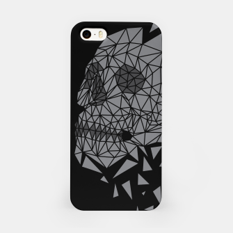 Skull Triangle iPhone Case thumbnail image