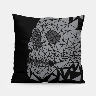 Skull Triangle Pillow thumbnail image