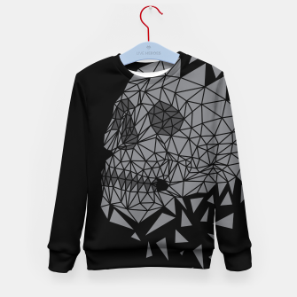 Skull Triangle Kid's sweater thumbnail image