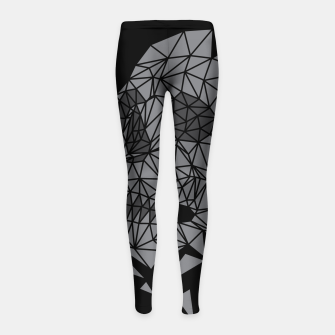 Skull Triangle Girl's leggings thumbnail image