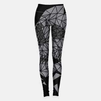 Skull Triangle Leggings thumbnail image
