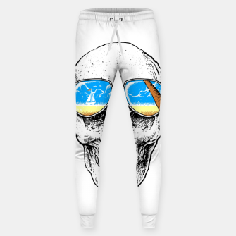 Skull Holiday Sweatpants thumbnail image