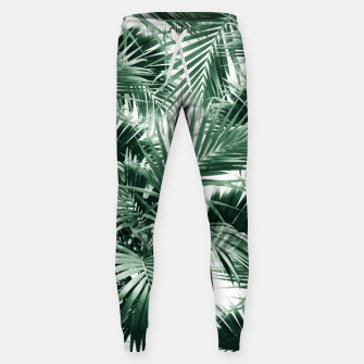 Tropical Palm Leaf Jungle #1 #tropical #decor #art  Hosen thumbnail image