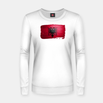 Thumbnail image of Albania Women sweater, Live Heroes