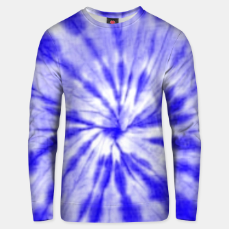 Thumbnail image of Tie Dye Unisex sweater, Live Heroes