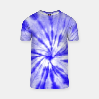 Thumbnail image of Tie Dye T-shirt, Live Heroes