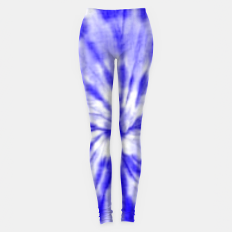 Thumbnail image of Tie Dye Leggings, Live Heroes