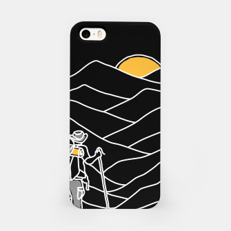 Hiking iPhone Case thumbnail image