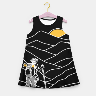 Hiking Girl's summer dress thumbnail image
