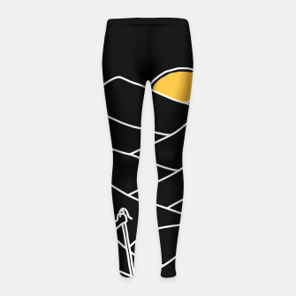 Hiking Girl's leggings thumbnail image