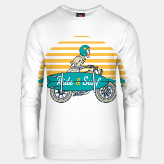 Ride and Surf Unisex sweater thumbnail image