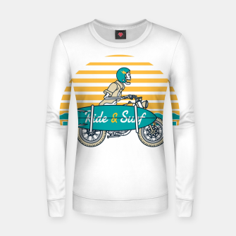 Ride and Surf Women sweater thumbnail image