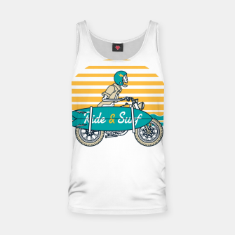 Ride and Surf Tank Top thumbnail image