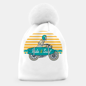 Ride and Surf Beanie thumbnail image