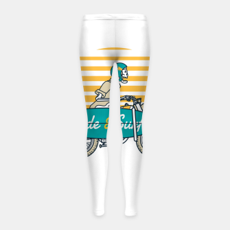 Ride and Surf Girl's leggings thumbnail image