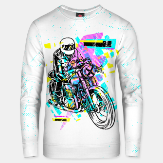 Pop Biker Unisex sweater thumbnail image