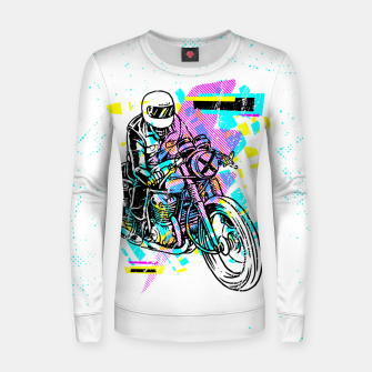 Pop Biker Women sweater thumbnail image