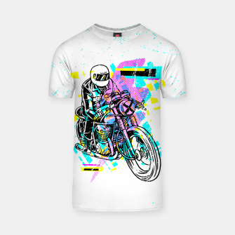 Pop Biker T-shirt thumbnail image