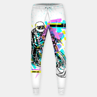 Pop Biker Sweatpants thumbnail image