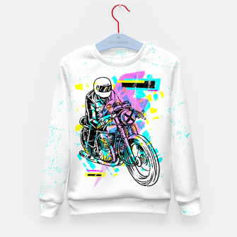 Pop Biker Kid's sweater thumbnail image