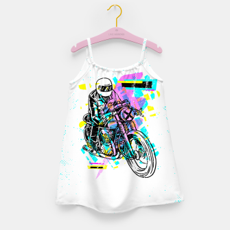 Pop Biker Girl's dress thumbnail image