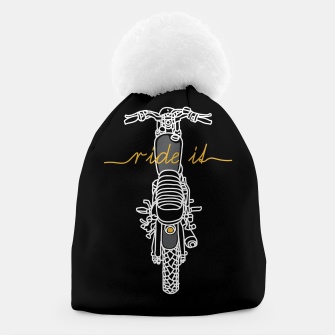 Ride it Beanie thumbnail image