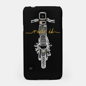 Ride it Samsung Case thumbnail image