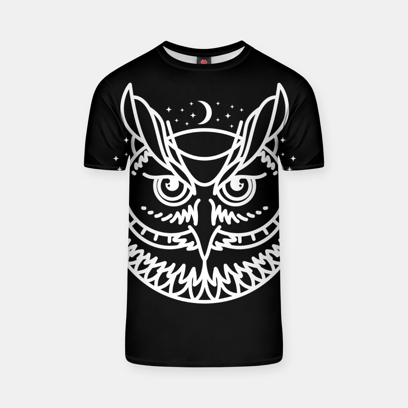 Image of Owl T-shirt - Live Heroes