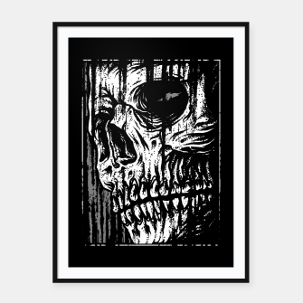 Thumbnail image of Creep Framed poster, Live Heroes
