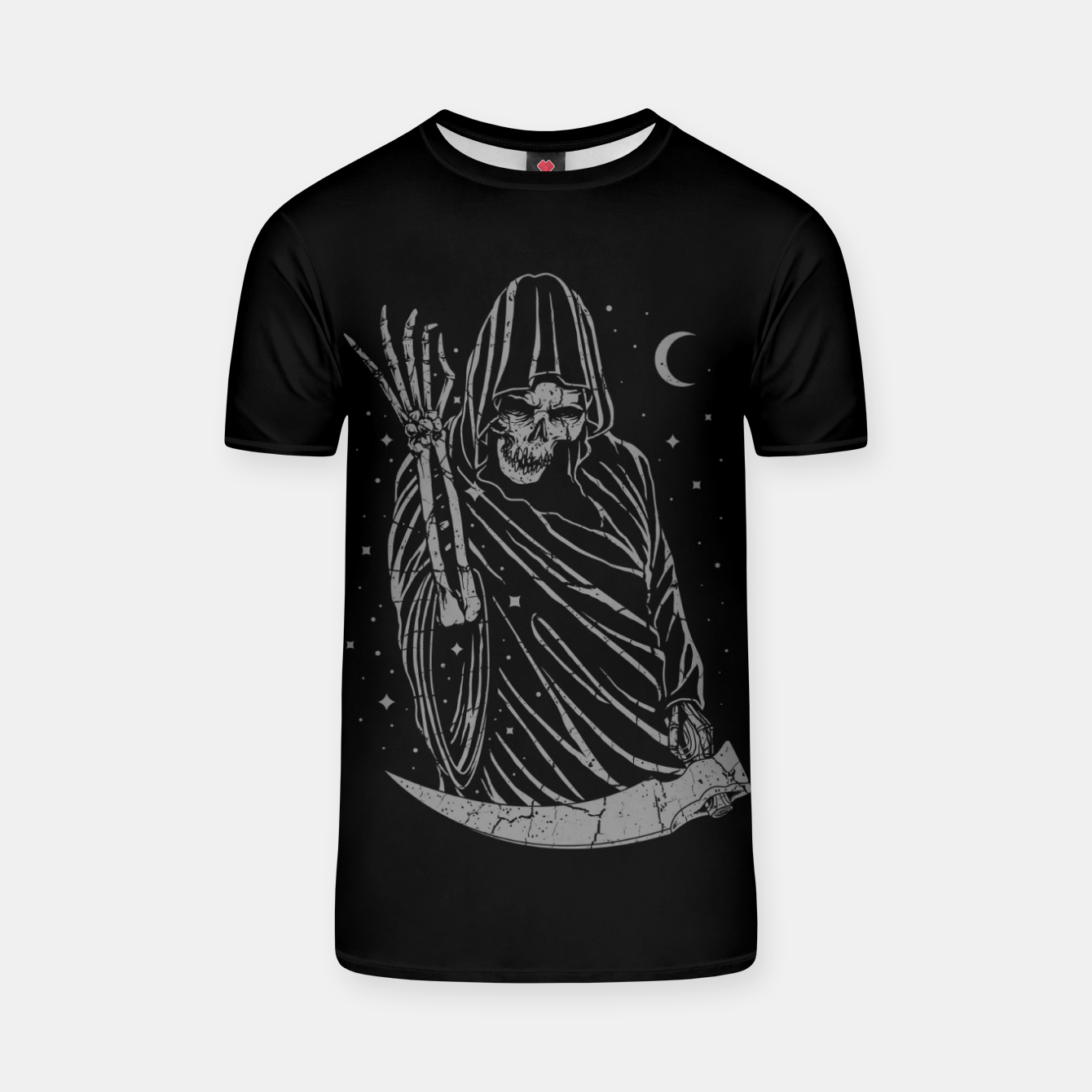 Image of Grimbae T-shirt - Live Heroes