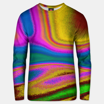 Miniatur Colorful Waves Unisex sweater, Live Heroes