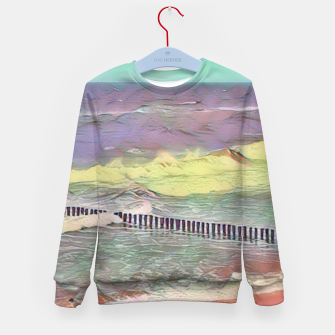 Thumbnail image of baltic see pastel color Bluza dziecięca, Live Heroes