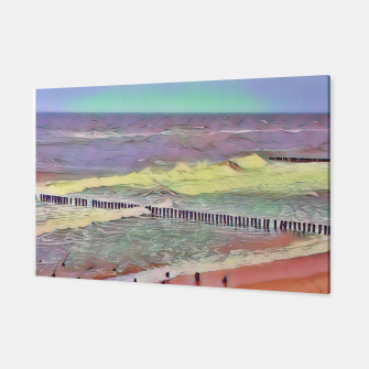 Thumbnail image of baltic see pastel color Canvas, Live Heroes