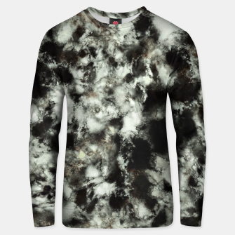 Thumbnail image of Grey footprints Unisex sweater, Live Heroes