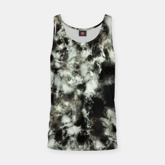 Miniatur Grey footprints Tank Top, Live Heroes