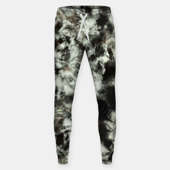 Miniatur Grey footprints Sweatpants, Live Heroes